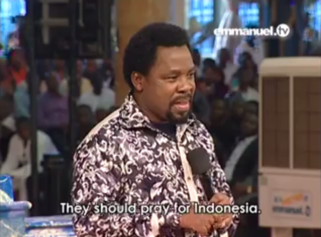 Welcome To NYAuthentic's Blog: VIDEO – T.B. Joshua Predicted AirAsia Plane Incide...