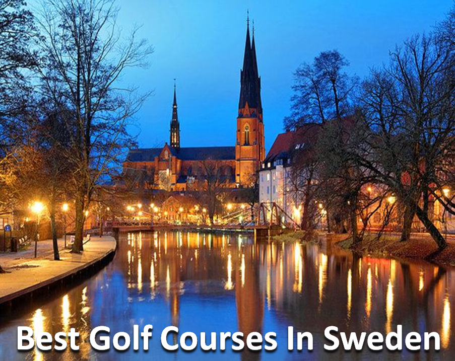 34++ Best golf courses in sweden information