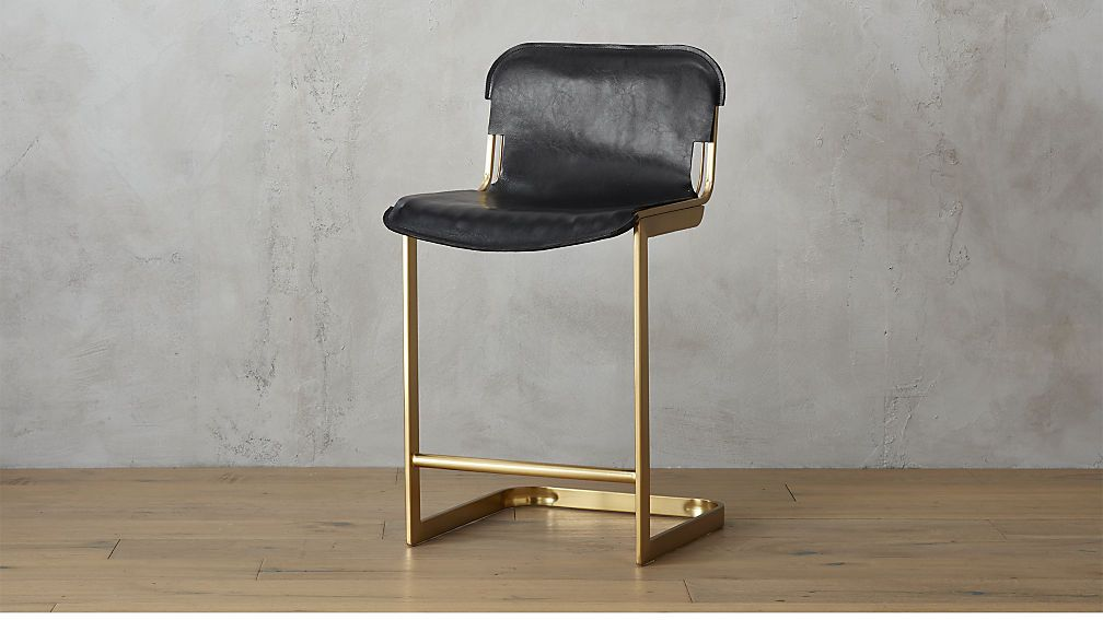 Rake Brass 24 Counter Stool Reviews Brass Bar Stools Modern