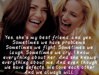 Friends Forever Girl Friendship Quotes Friends Quotes Friend Quotes For Girls