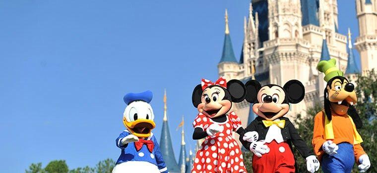 """""""Se você pode sonhar você pode realizar. """" - Walt Disney"""