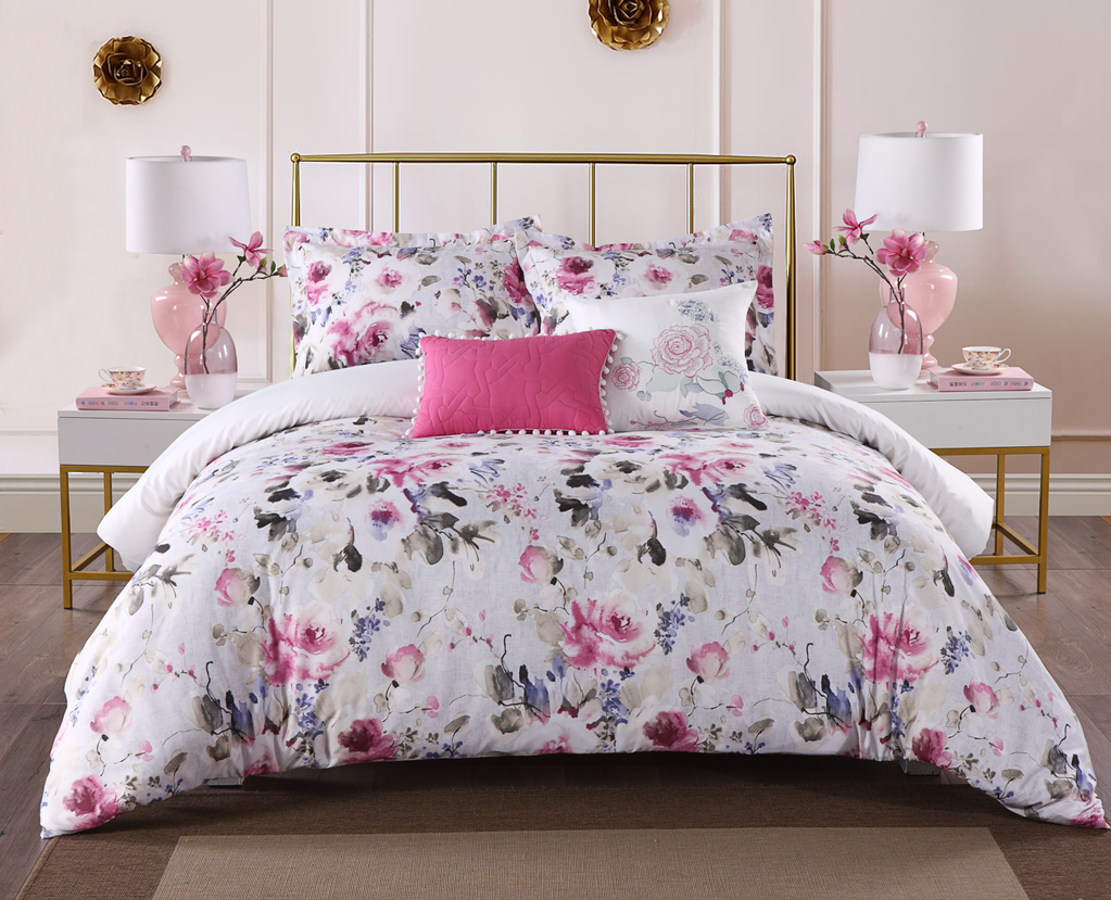 Printed Pattern Comforter Upgrade Your Winter Bedding Collection