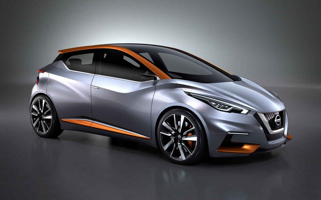 2018 Nissan March New Design and Engine Update http