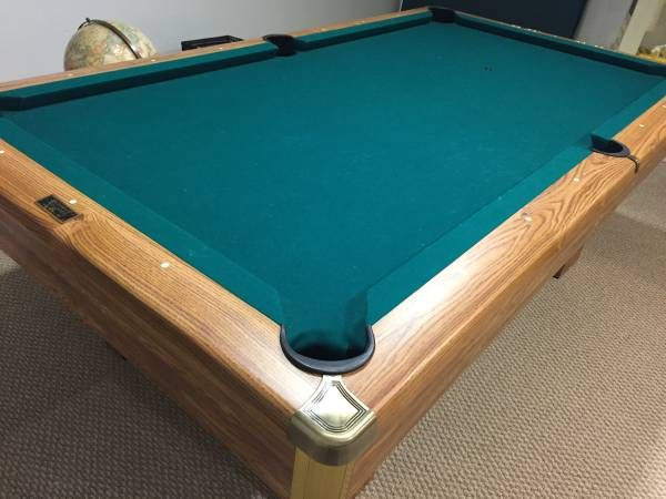 Brunswick Billiards Richmond Pool Table Used Pool Tables For Sale - Hollywood billiard table for sale