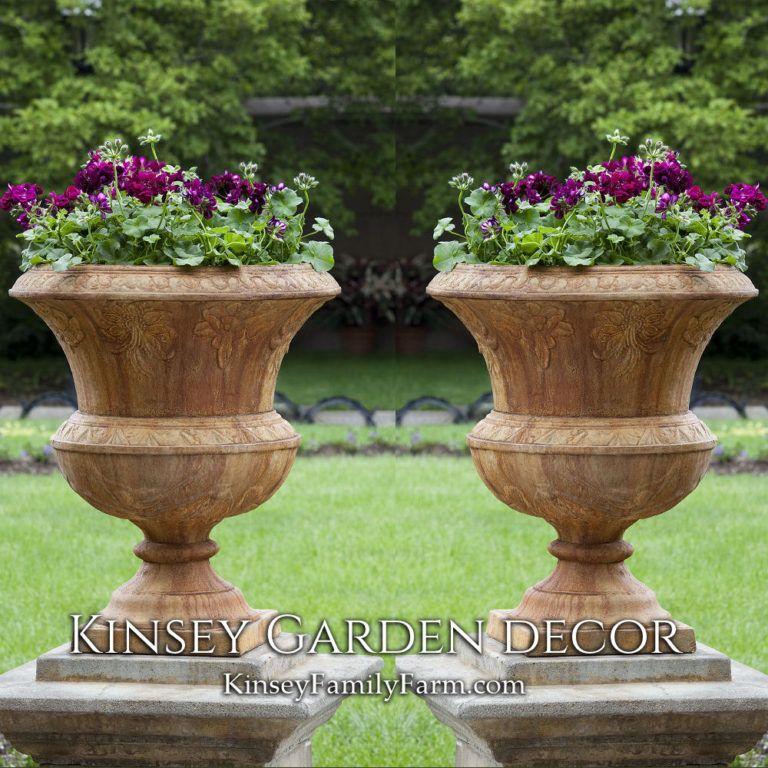 Kinsey Garden Decor Tall Smithsonian Flight Of Fancy Cast Stone