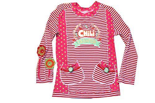 Buntes Mädchenshirt, Mädchenlangarmshirt mit Stickerei, S... https://www.amazon.de/dp/B01GK65W6O/ref=cm_sw_r_pi_dp_kABuxbR45KX63