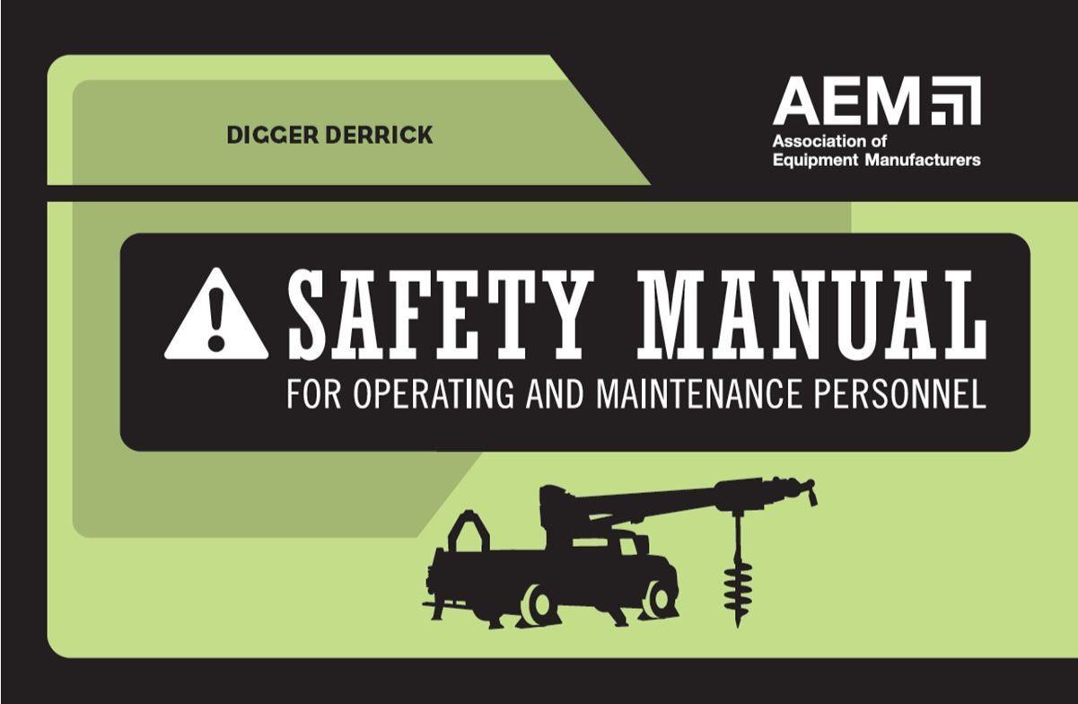 Crane And Derrick Safety I Basics Manual Guide