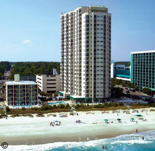 Palace Resort Myrtle Beach South Carolina Offering 2 Oceanfront