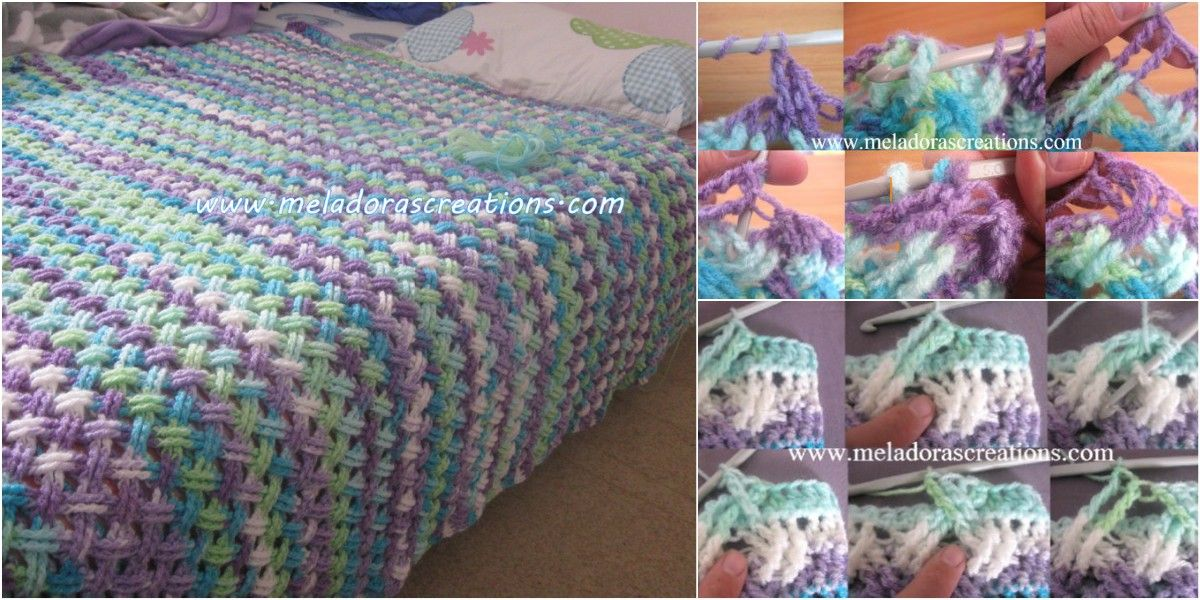 Celtic Cable Stitch Blankets Video Tutorial Crochet Patterns