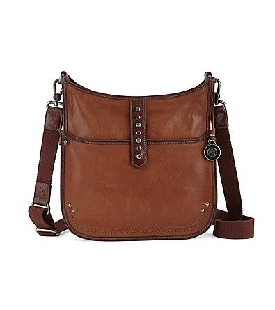 faa823dc25 The Sak® Vista Leather Crossbody