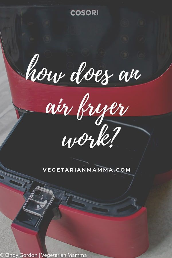 How Does an Air Fryer Work? (With images)   Air fryer, Air