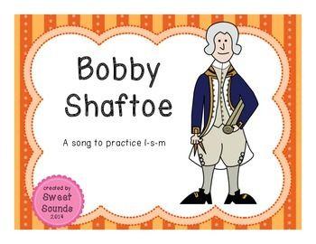 Bobby Shafto Melody Practice Activities - La | Music ...