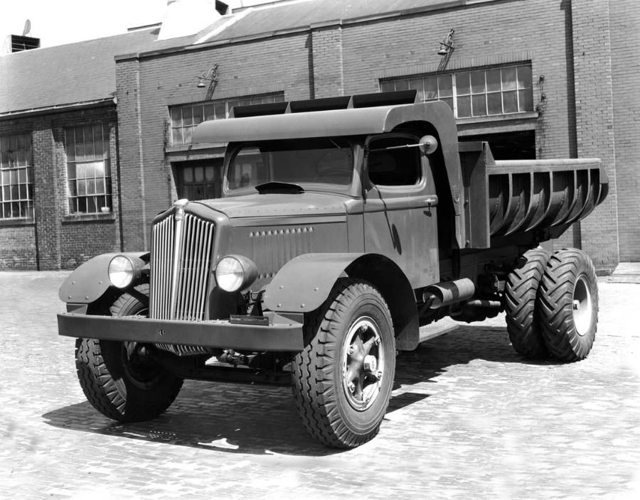 White Truck Day | White truck, Trucks, Old trucks