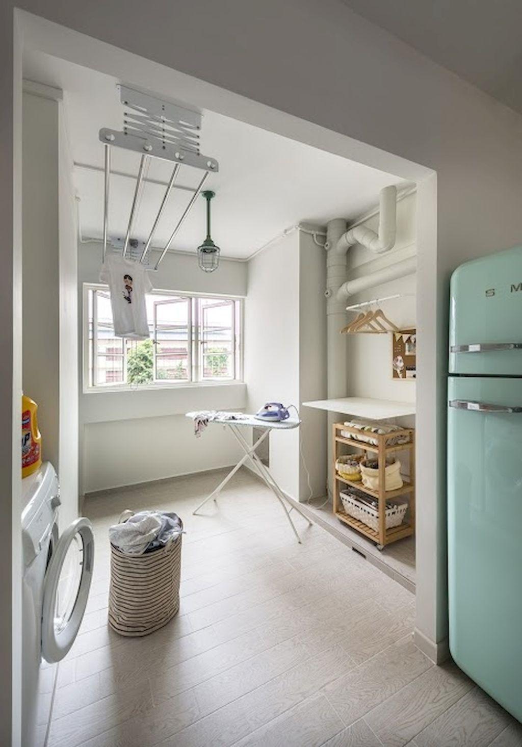Minimalist Hdb Design: 20+ Scandinavian Laundry Room Design Ideas For Your