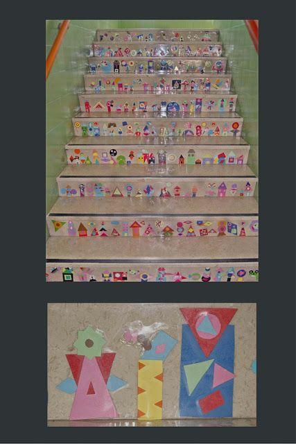 Vía Azulturquesabitácoradeteresa.blogspot.com Educación Plástica y Visual: Geometría 1ºESO. Triángulos, cuadriláteros, círculo.