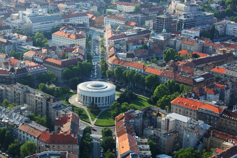 Pin By Lobagola B B On Europese Hoofdsteden Zagreb Croatia Zagreb Croatia