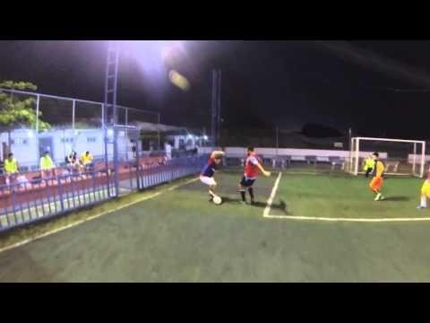 Showball das Estrelas   28/01/2014   Futebol filmado com uma GoPro em primeira pessoa - YouTube