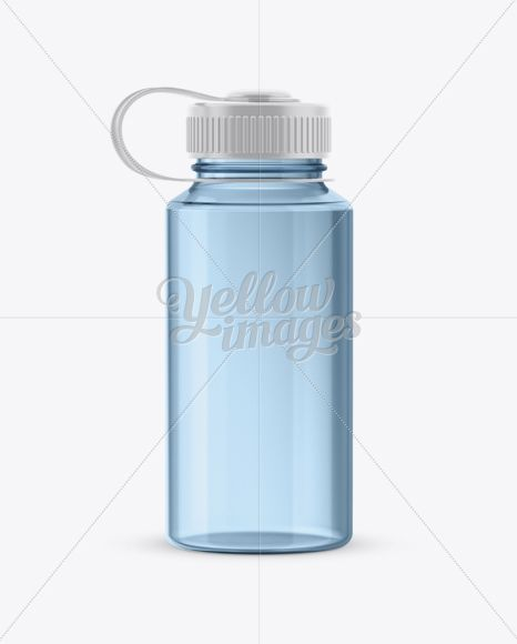 Download Bottle Water Mockup Yellow Images