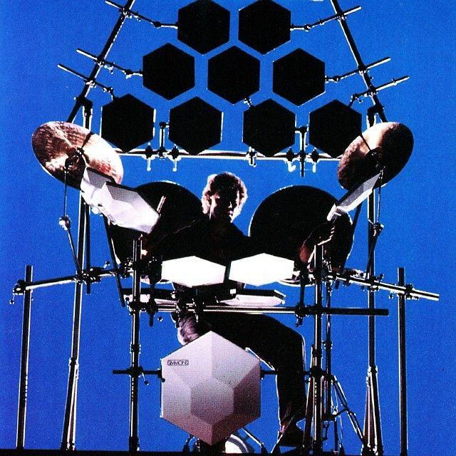 pin by robert gaddis on drum sets drums bill bruford snare drum. Black Bedroom Furniture Sets. Home Design Ideas