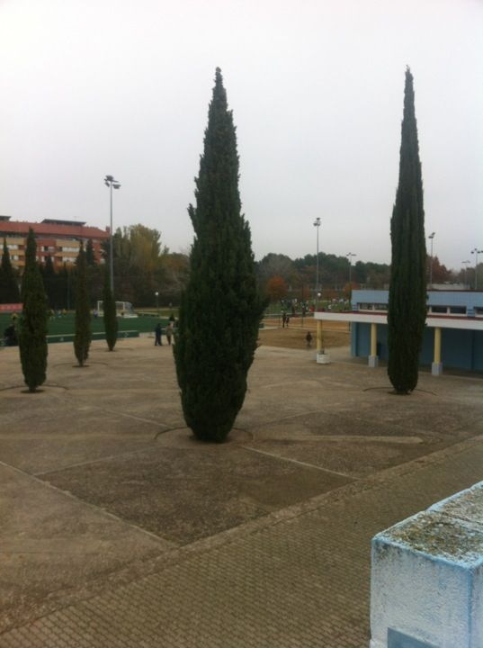 Ciudad Deportiva en Huesca, Aragón