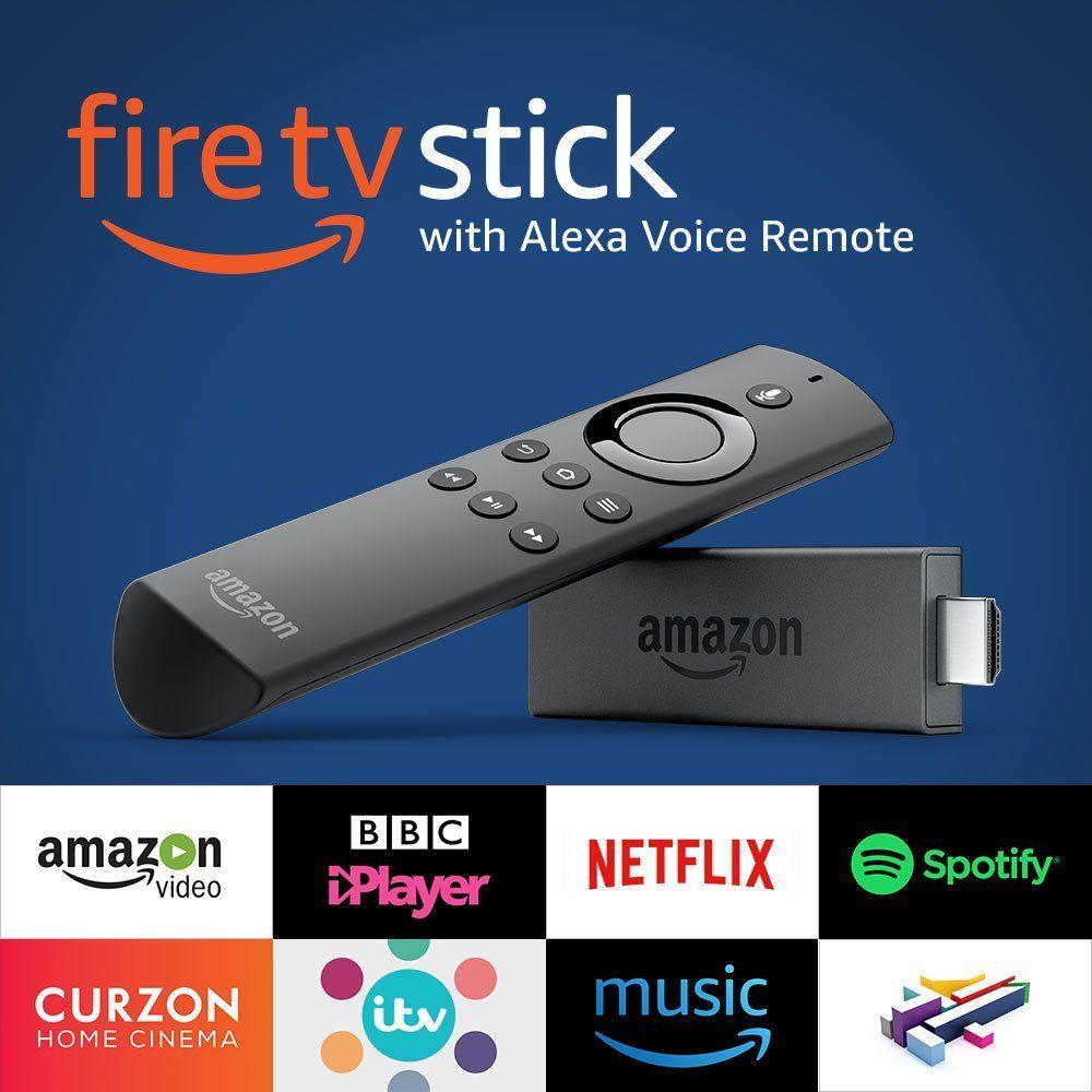 Fire TV Amazon.co.uk Amazon Fire TV Stick with Alexa