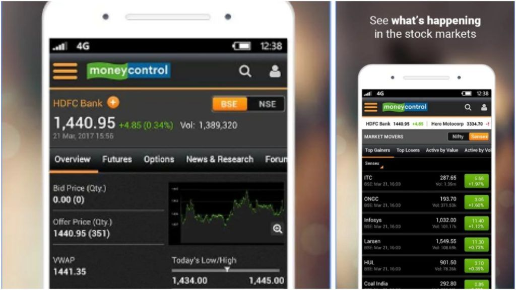 7 Best Stock Market Apps that makes Stock Research 10x