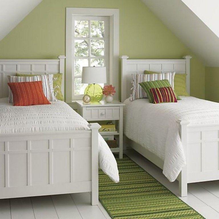40 inspiring attractive guest bedroom design ideas bedroom rh pinterest com