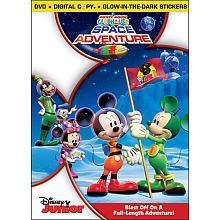 "Disney Mickey Mouse Clubhouse: Space Adventure DVD - Walt Disney Studios - Toys ""R"" Us"