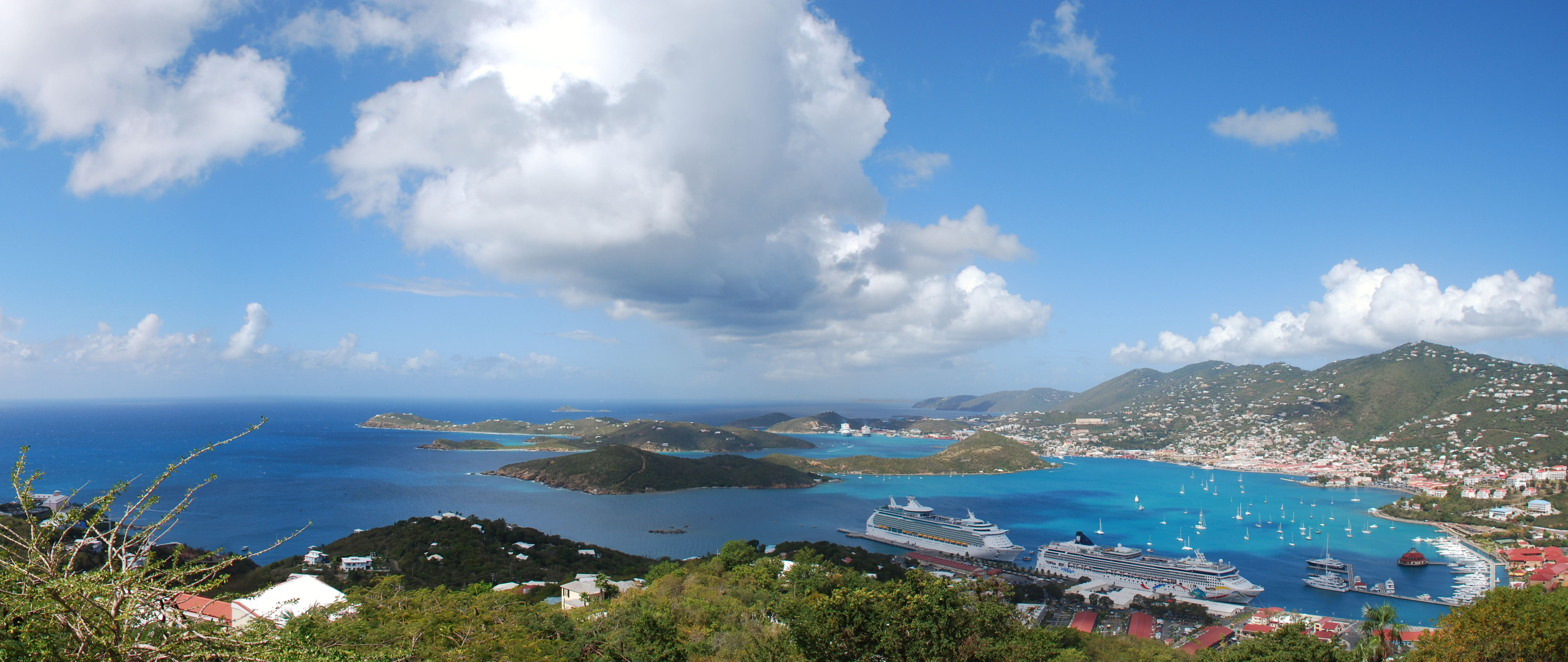 Taking in History in St Thomas Talked