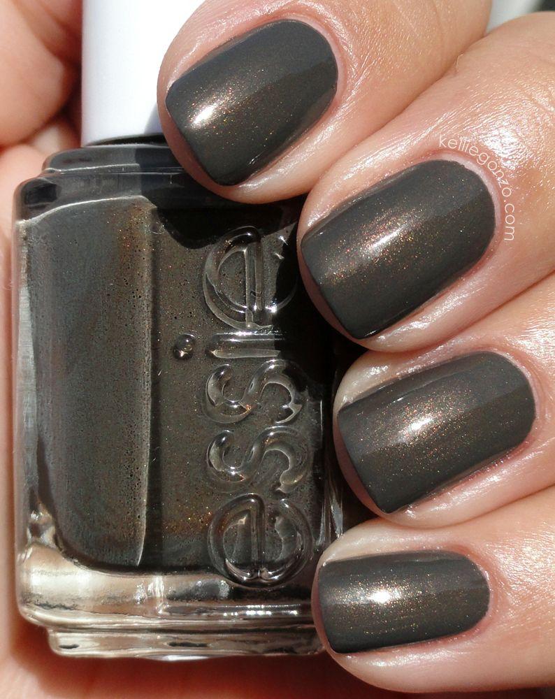 Essie - Armed and Ready | Fall Nails | Pinterest | Essie polish ...
