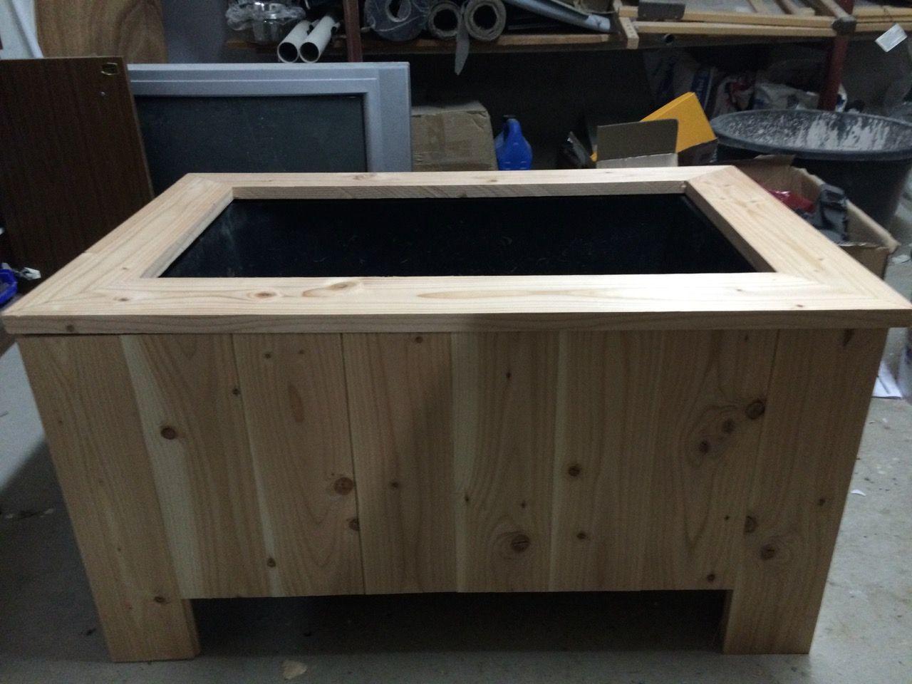 douglasie pflanzk bel selber bauen garten pinterest pflanzen garten und pflanzk bel. Black Bedroom Furniture Sets. Home Design Ideas