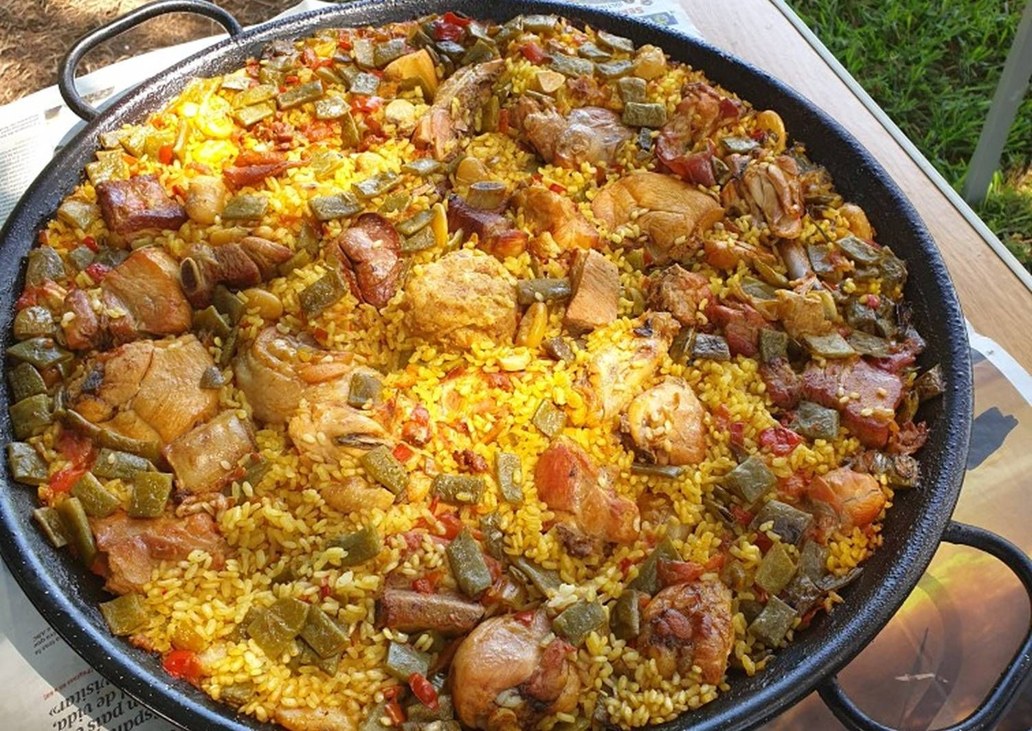 f85b2d7b2a1944c3db87e6386ac9bf57 - Paella Valenciana Recetas