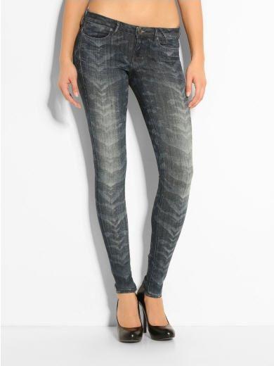 Pantalon femme Guess, craquez sur le Jegging Atwood Laser Denim Pant Guess  prix promo GUESS 130.00 € TTC 7d26a653349