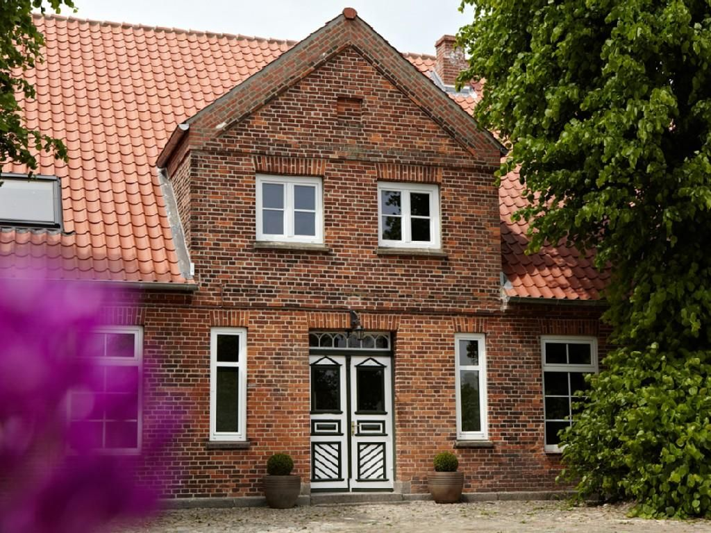 Historisches Bauernhaus, in Strukkamp | Koti | Haus ...