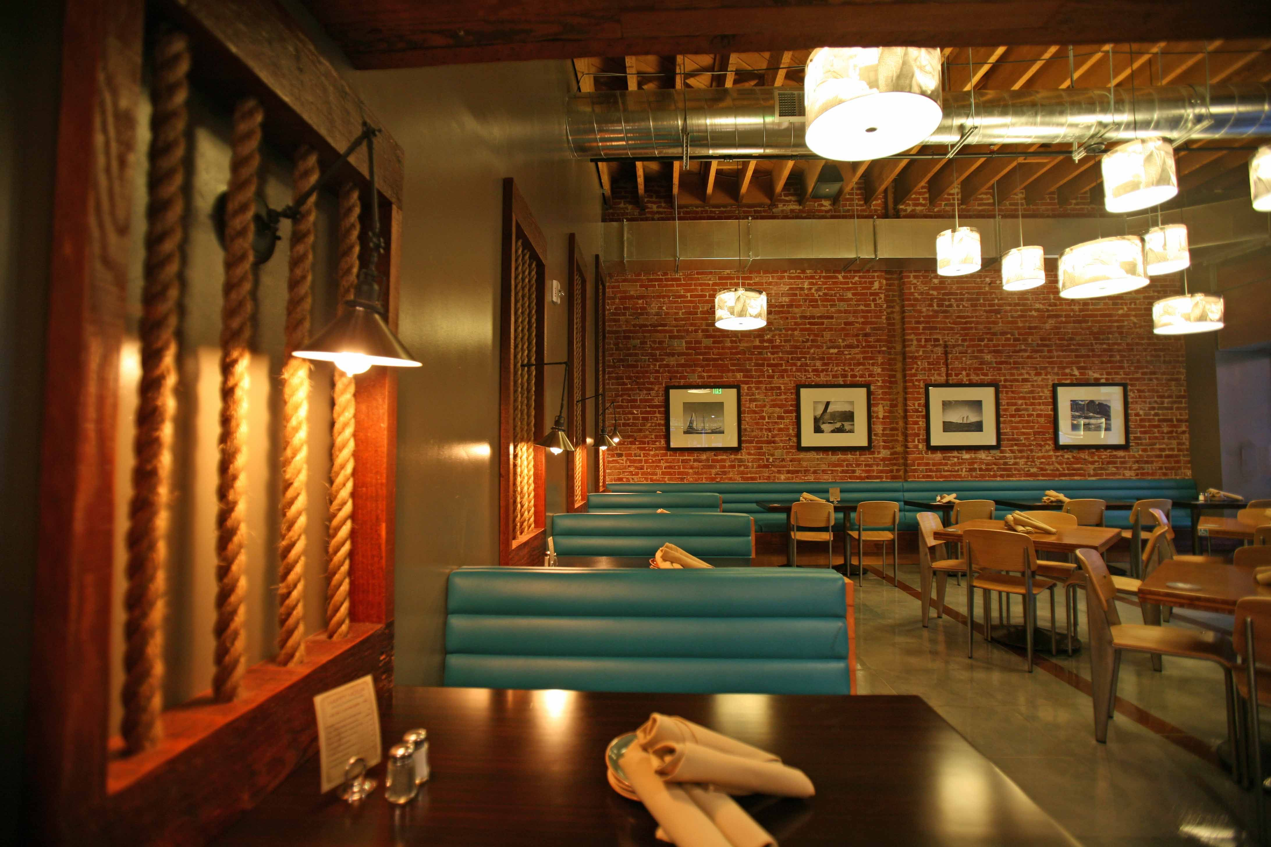Rope Wall Fancy Restaurants Seafood Restaurant Design Search