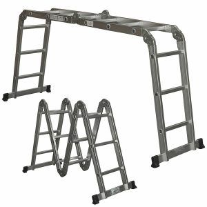 Top 10 Best Telescoping Ladders In 2020 Aluminium Ladder Step Ladders Best Ladder