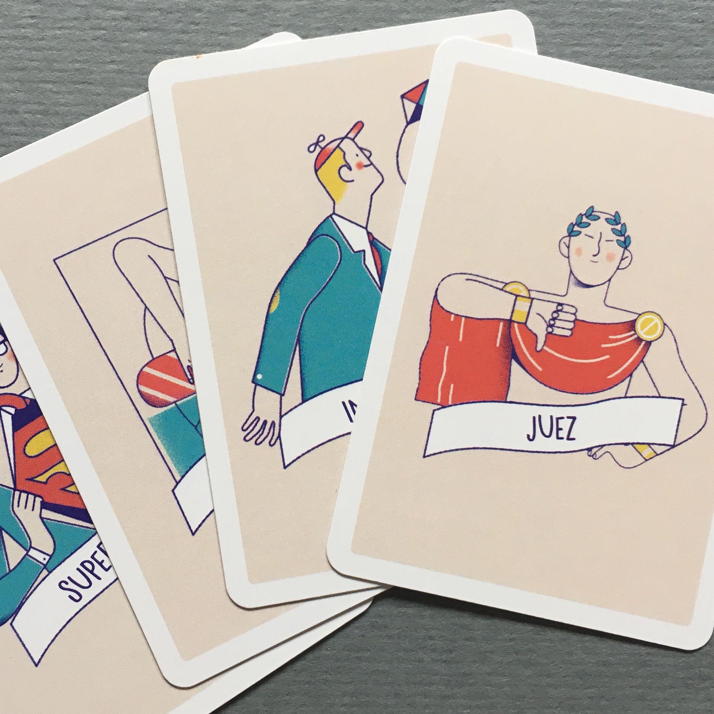 Kartenspiel Design