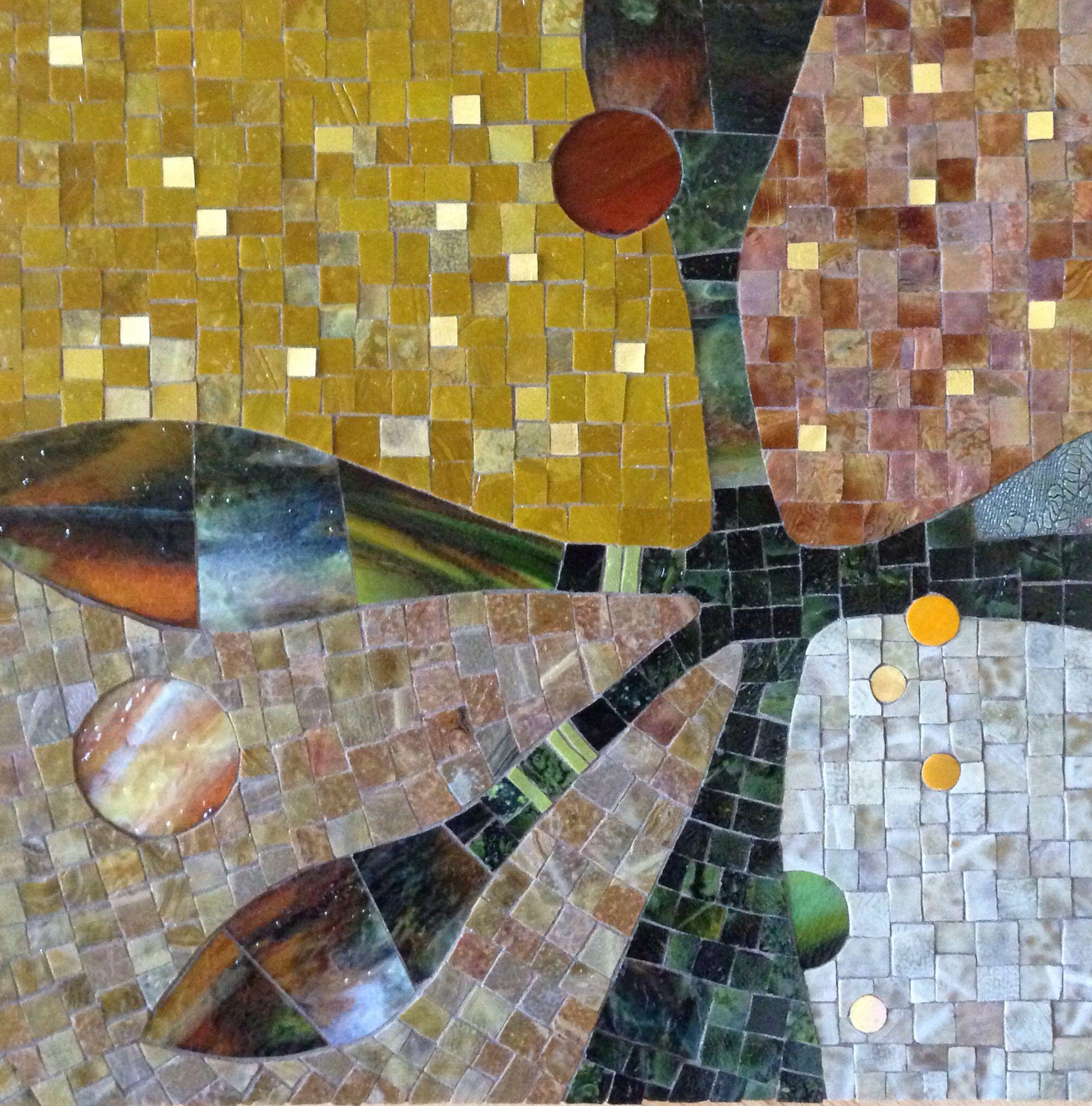 Cardamom Mosaic by Vera Melnyk | Mozaik | Pinterest | Mosaics ...