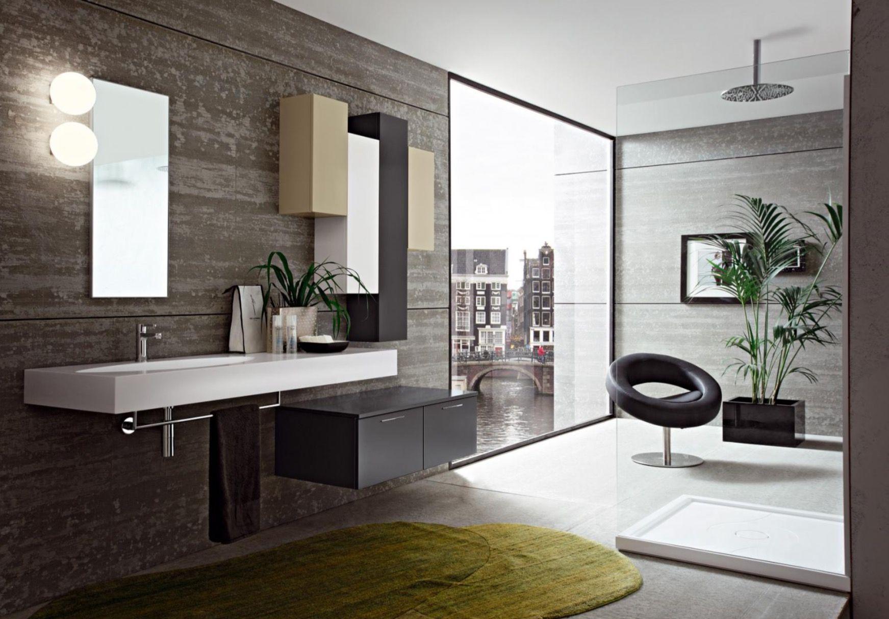 Bagno Stile Minimalista : Accessori bagno dolomite prezzi sorprendente stile minimalista del