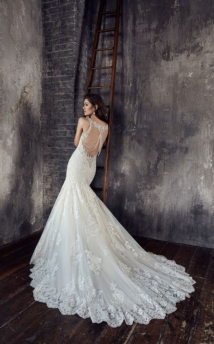 Eddy K Wedding Dresses – Couture 2019 Bridal Collection