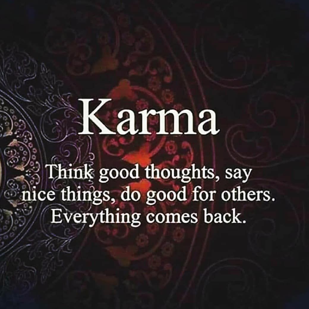 Pin by quote.cc on Karma Quotes | Karma quotes truths, Karma quotes, Life lesson quotes