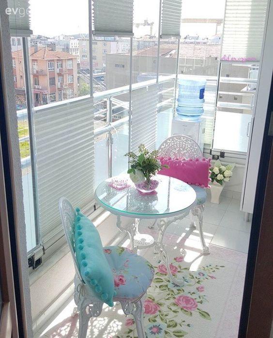 Balcones Modernos Decoracion de interiores Pinterest Balcón - balcones modernos