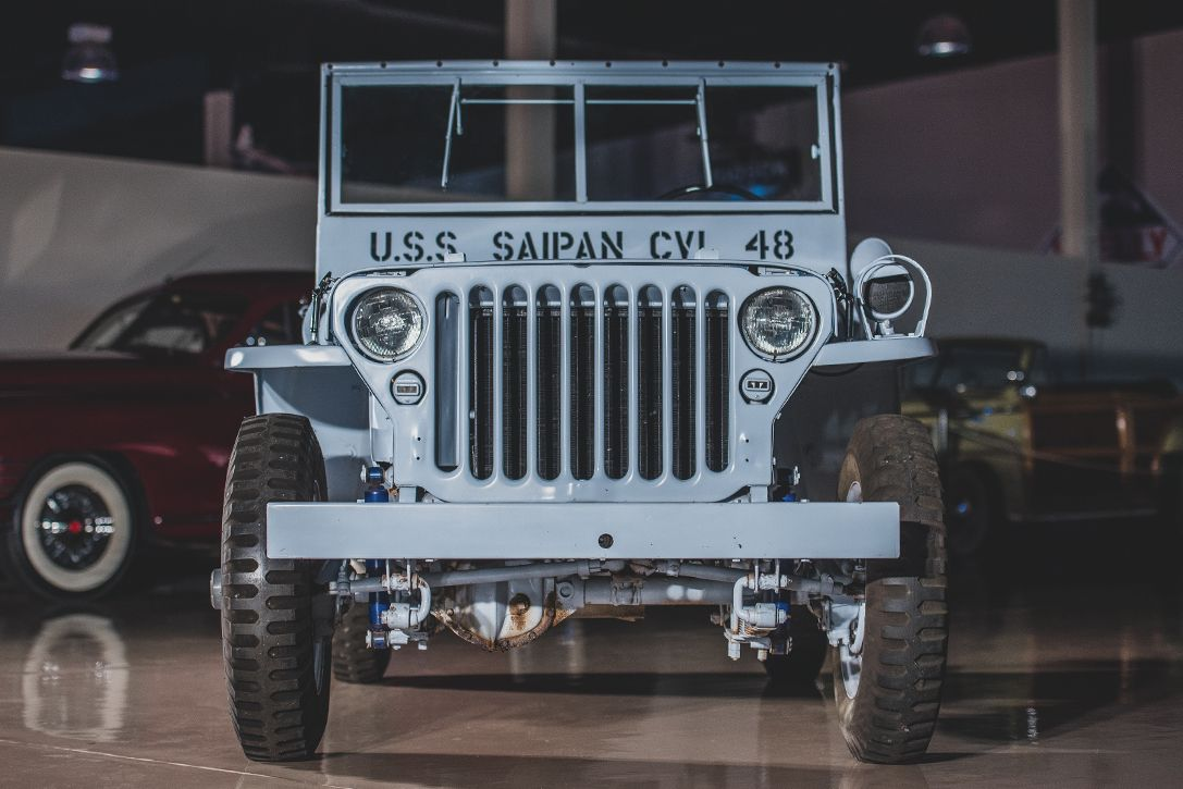 Auction Block 1943 Ford Gpw Navy Jeep Hiconsumption In 2020 Jeep Vintage Jeep Willys Jeep