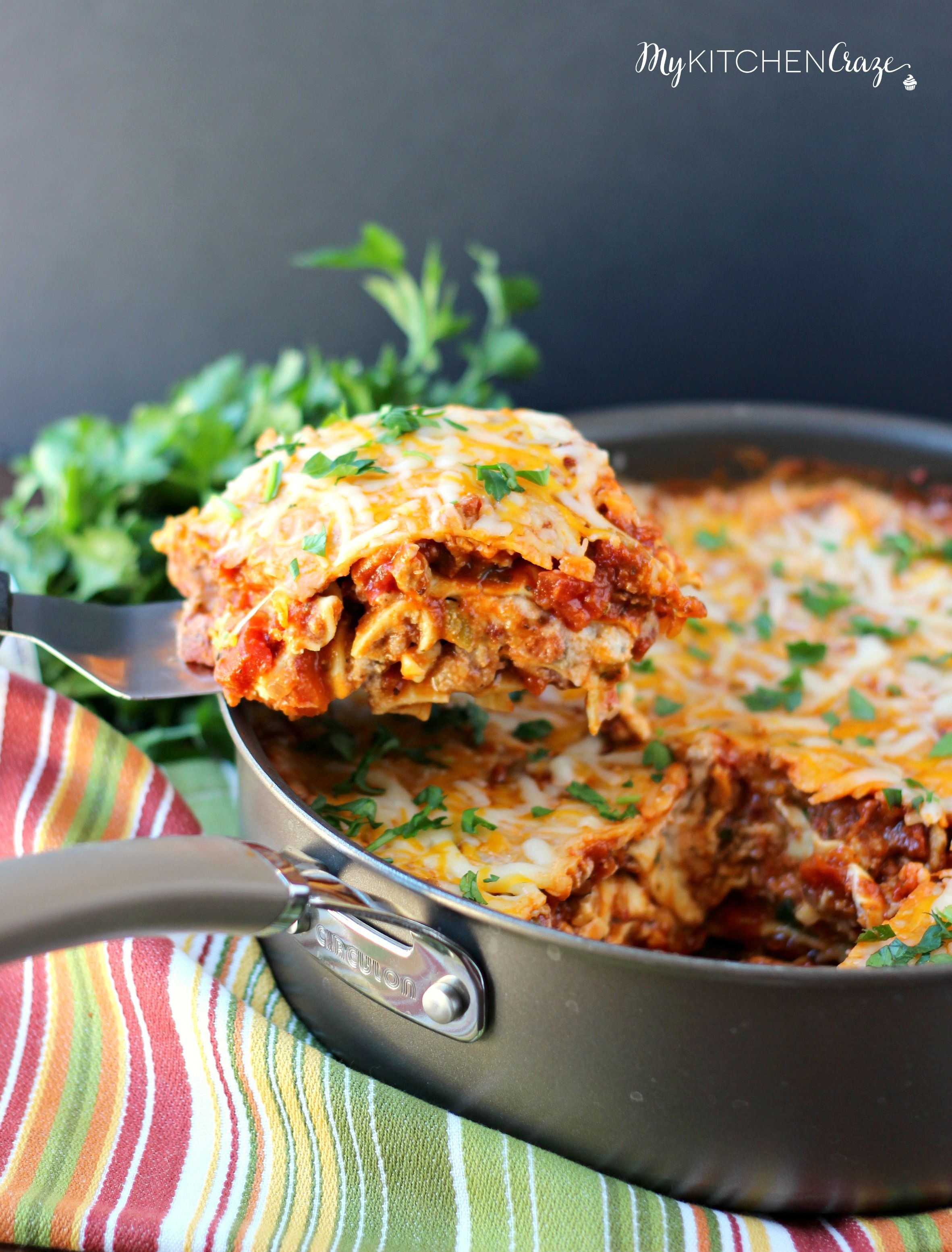 Simple skillet lasagna mykitchencraze need an easy meal for simple skillet lasagna mykitchencraze need an easy meal for dinner tonight forumfinder Images