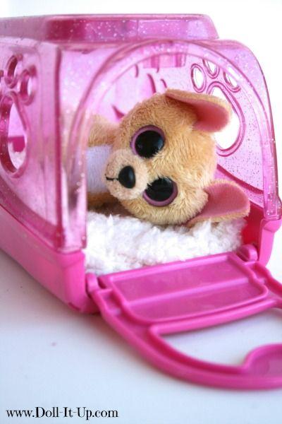 18 inch doll pets-Ty Beanie Boos Keychain Nacho  77478fa773b