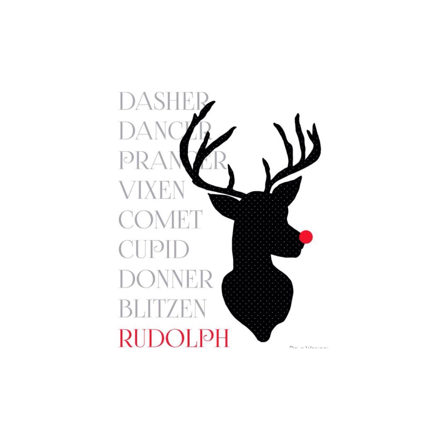 Rudolph Is B