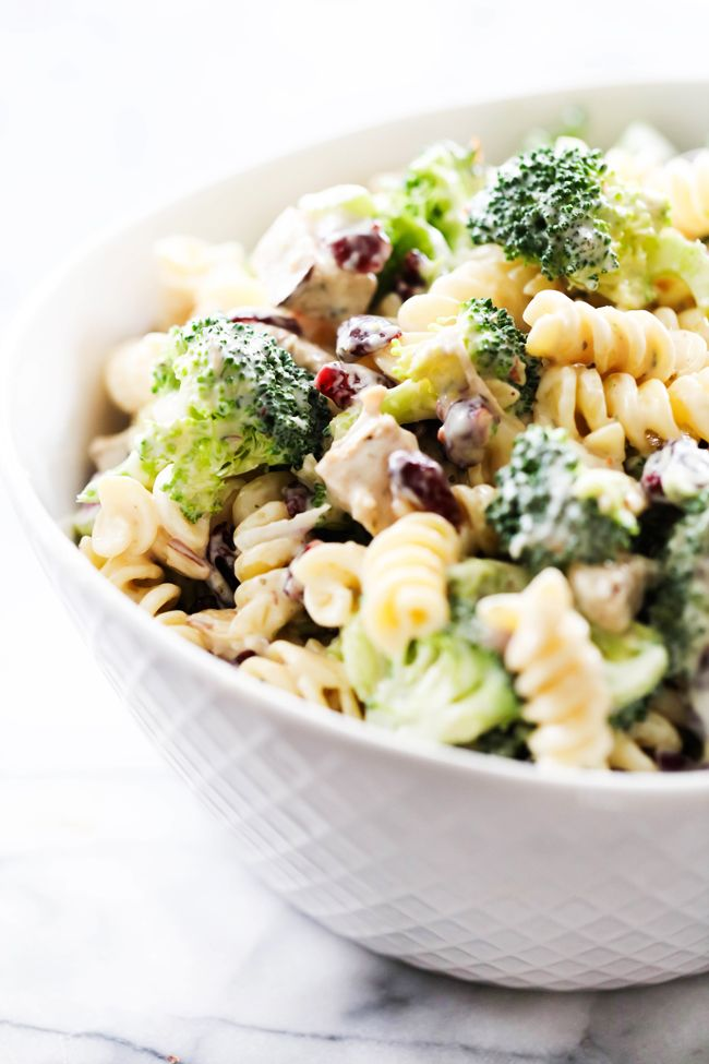 Broccoli Pasta Salad images