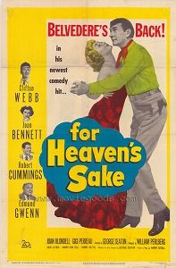 Watch For Heaven's Sake Full-Movie Streaming