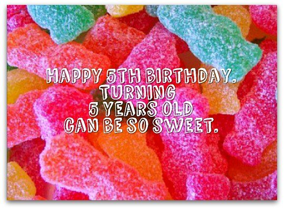 Happy 5th birthday birthday wishes messages images cards http happy 5th birthday birthday wishes messages images cards bookmarktalkfo Images