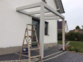Whiteboard Selber Bauen vordach selber bauen herbstdeko pergolas haus and